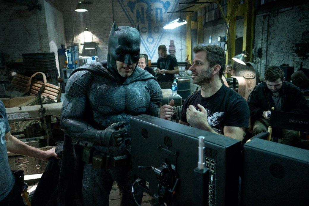 Бен Аффлек не будет снимать «Бэтмена» без хорошего сценария | Канобу - Изображение 110