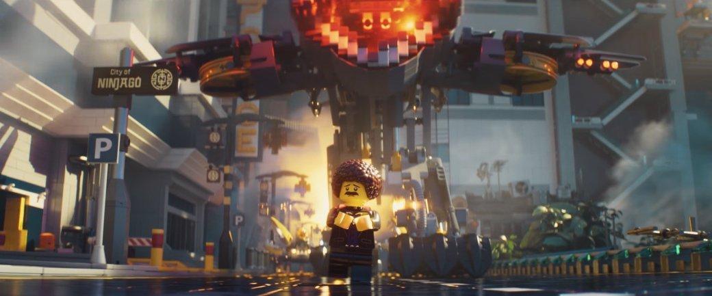 Рецензия на «Лего Ниндзяго Фильм». - Изображение 6