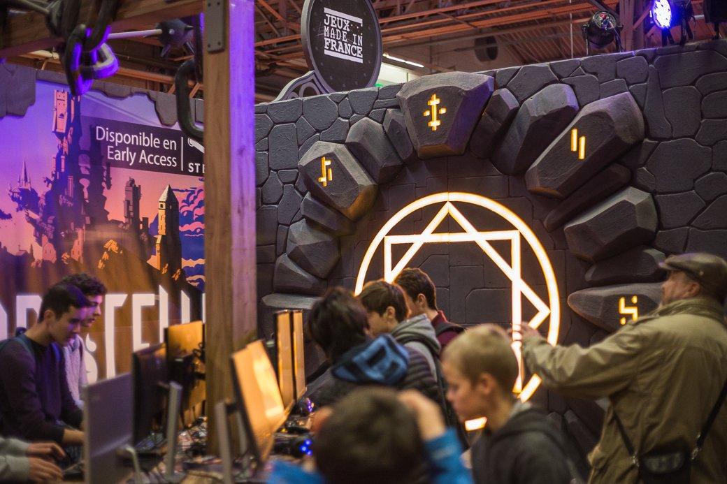 ФОТО. Репортаж «Канобу» сParis Games Week 2017— «Игромир» намаксималках. - Изображение 19