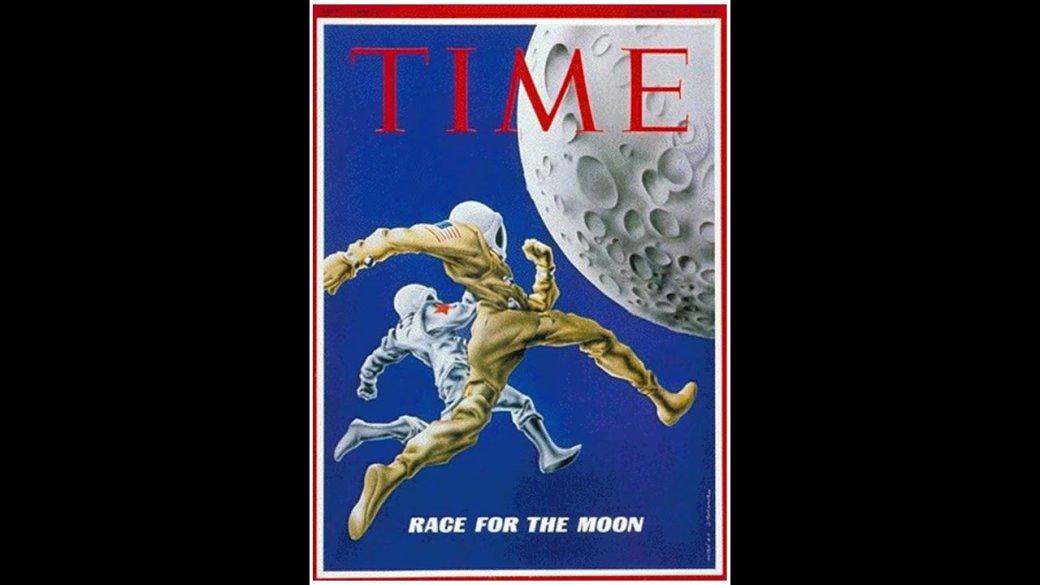 Американские обложки журналов про русских космонавтов | Канобу - Изображение 4