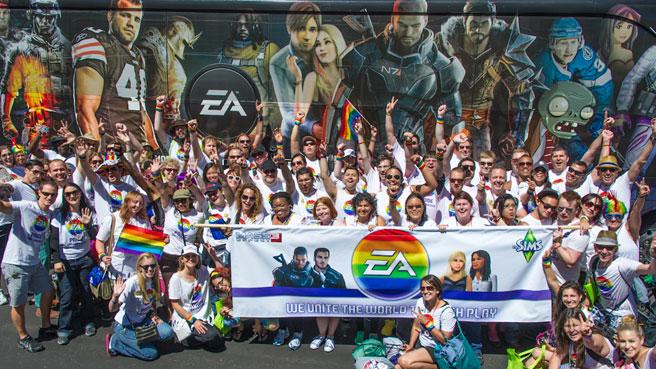 Как геи и лесбиянки появились в видеоиграх | Канобу - Изображение 692